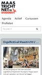 Mobile Preview of maastrichtnet.nl